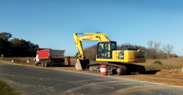 Es inminente el comienzo de la obra de reconstrucción de la alcantarilla de la Ruta 31