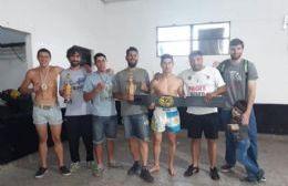 Se viene una gran noche de kick boxing en Argentino
