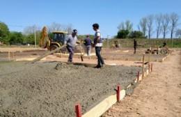 """Comenzó la construcción de las viviendas del Programa Municipal """"Construyendo Futuro"""""""