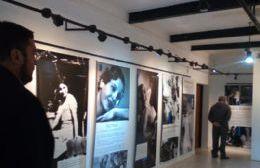 Fue habilitada en el Centro Cultural la muestra sobre Evita