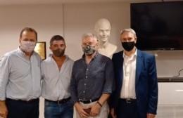 Encuentro político en OSPRERA