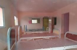 Preparan sede del CEATDI ante probable desborde de internados en el Unzué