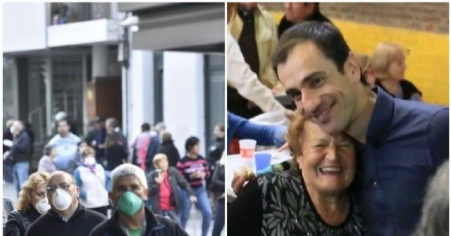 El miserable de Junín: Pablo Petrecca hace leña del árbol caído, se queja y no ayuda en nada