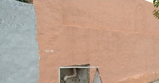 El Jardín Bichito de Luz sufrió un acto de vandalismo