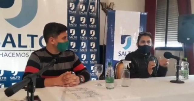 Las autoridades de Salto evidencian su fastidio con quienes no cumplen las medidas de prevención