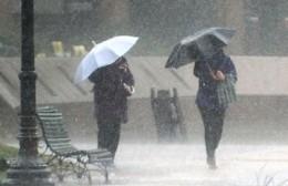 Alerta por la llegada de un ciclón extratropical