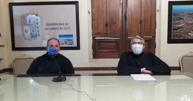 Tres nuevos casos positivos en San Andrés de Giles