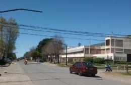 Esquina de Hilario Lagos y Boulevard Larrea