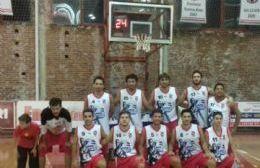 Formación de la segunda división de Sportivo