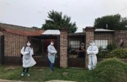 Operativo Detectar en Barrio Ramos