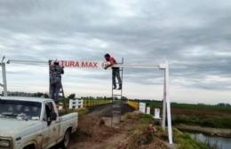 Se ejecutan los últimos trabajos en el Puente Mataderos