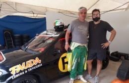 Daniel Camarasa corre en Turismo Pista