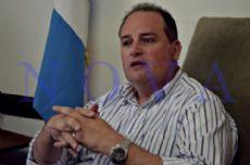Fabio Sorchilli, senador provincial por el Frente Renovador.