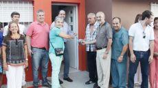 La remodelaci�n, realizada con recursos municipales, moderniz� totalmente la unidad sanitaria.