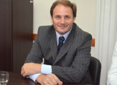 El diputado provincial del GEN en el FAUnen, Jorge Santiago.