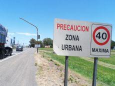La se�alizaci�n es �ptima y se realiza a trav�s de carteles m�viles y fijos donde se establece la zona urbana.