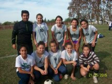 F�tbol Femenino (categor�a menores).